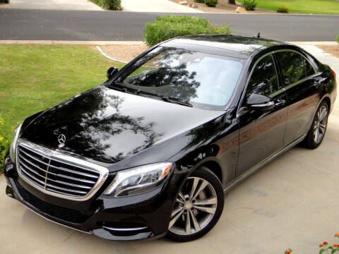 2015 Mercedes-Benz S-Class for sale at AZGT LLC in Mesa AZ