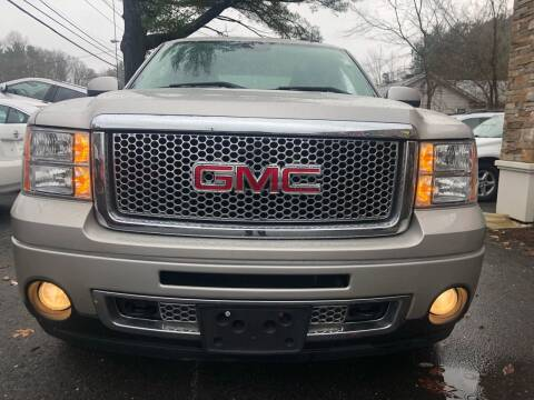 2008 GMC Sierra 1500 for sale at Route 123 Motors in Norton MA