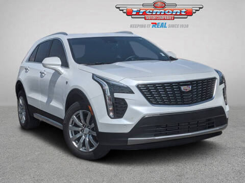 2020 Cadillac XT4 for sale at Rocky Mountain Commercial Trucks in Casper WY