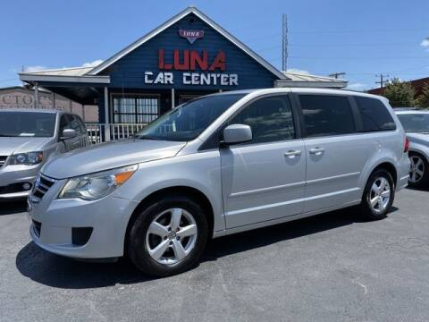 2011 Volkswagen Routan for sale at LUNA CAR CENTER in San Antonio TX