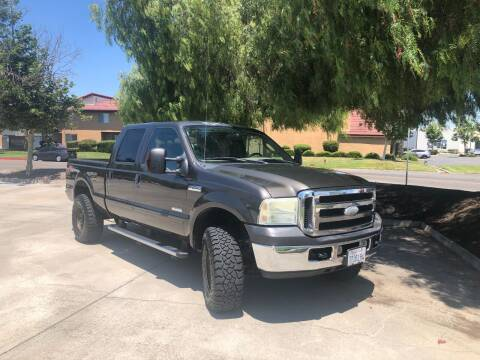 2005 Ford F-250 Super Duty for sale at ROCKSTAR USED CARS OF TEMECULA in Temecula CA