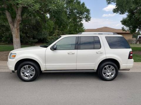 2009 Ford Explorer for sale at Auto Brokers in Sheridan CO