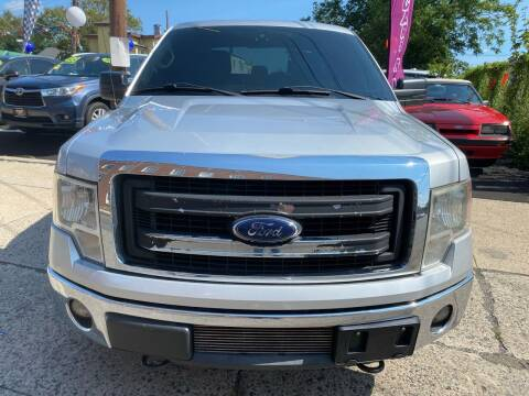 2013 Ford F-150 for sale at Best Cars R Us in Plainfield NJ