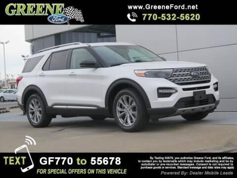 2021 Ford Explorer for sale at Nerd Motive, Inc. - NMI in Atlanta GA