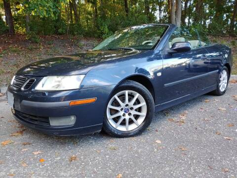 2004 Saab 9-3 for sale at CRS 1 LLC in Lakewood NJ