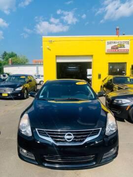 2011 Nissan Altima for sale at Hartford Auto Center in Hartford CT