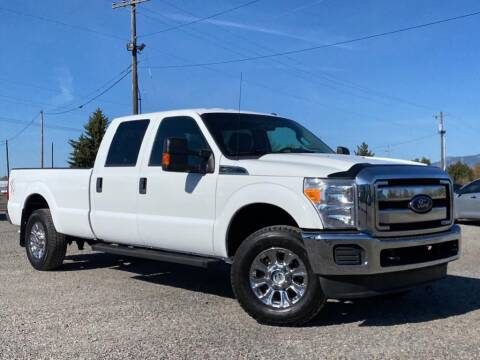 2012 Ford F-250 Super Duty for sale at The Other Guys Auto Sales in Island City OR