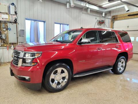2015 Chevrolet Tahoe for sale at Sand's Auto Sales in Cambridge MN