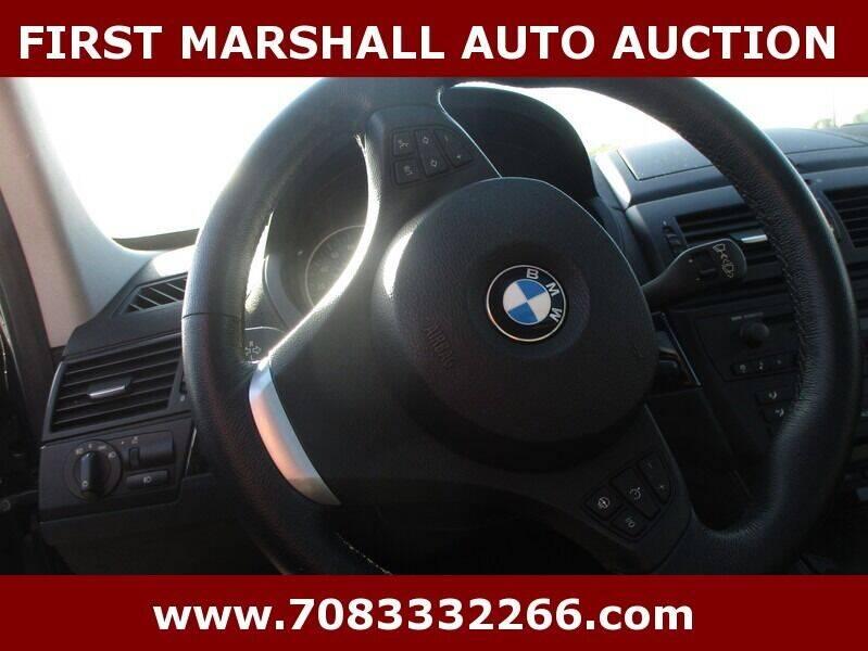 2008 BMW X3 AWD 3.0si 4dr SUV - Harvey IL