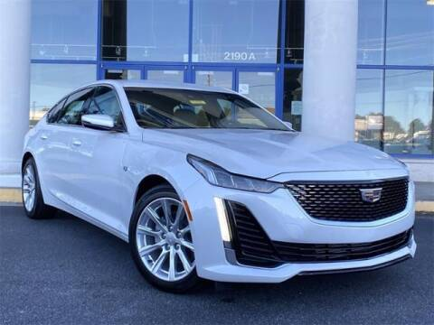 2020 Cadillac CT5 for sale at Capital Cadillac of Atlanta New Cars in Smyrna GA