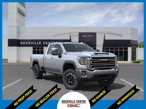 2022 GMC Sierra 2500HD for sale at Rockville Centre GMC in Rockville Centre NY