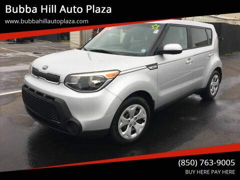2015 Kia Soul for sale at Bubba Hill Auto Plaza in Panama City FL