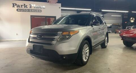 2013 Ford Explorer for sale at PARK PLACE AUTO SALES in Houston TX