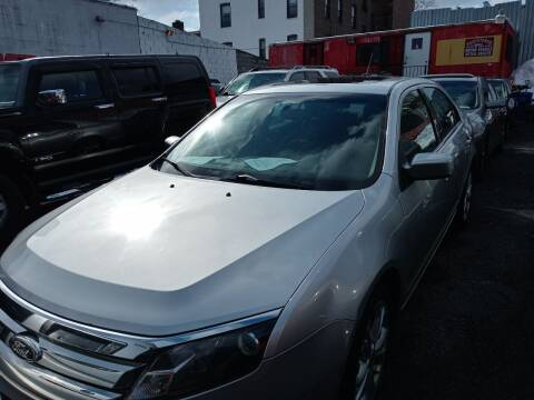 2012 Ford Fusion for sale at Boston Road Auto Mall Inc in Bronx NY
