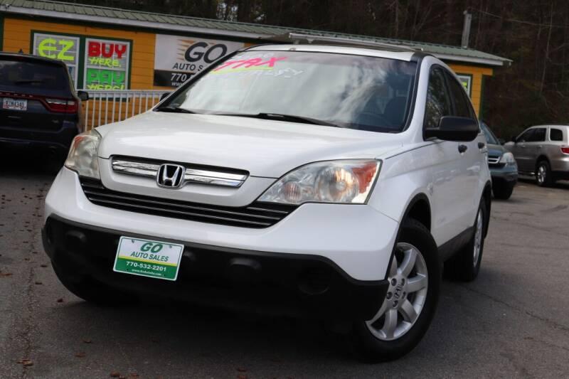 2009 Honda CR-V for sale at Go Auto Sales in Gainesville GA