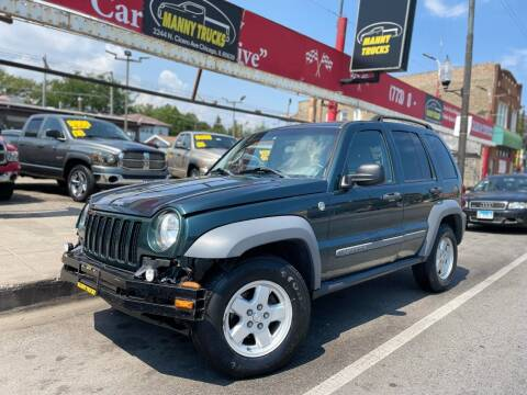 2005 Jeep Liberty for sale at Manny Trucks in Chicago IL