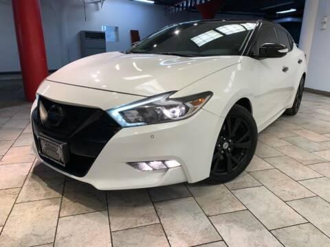 2016 Nissan Maxima for sale at EUROPEAN AUTO EXPO in Lodi NJ