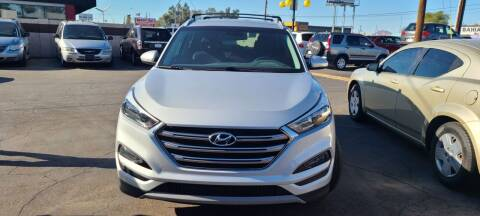 2017 Hyundai Tucson for sale at Auto Solutions in Mesa AZ