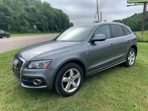 2012 Audi Q5 for sale at ABINGDON AUTOMART LLC in Abingdon VA