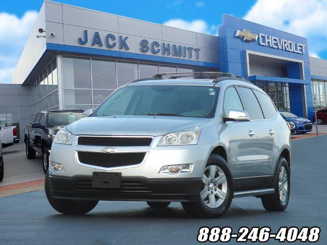 2011 Chevrolet Traverse for sale at Jack Schmitt Chevrolet Wood River in Wood River IL