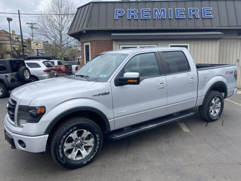 2013 Ford F-150 for sale at Premiere Auto Sales in Washington PA