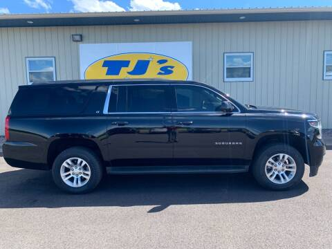2016 Chevrolet Suburban for sale at TJ's Auto in Wisconsin Rapids WI