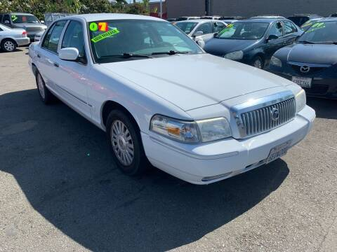 2007 Mercury Grand Marquis for sale at North County Auto in Oceanside CA
