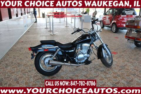 2008 Suzuki GZ250 for sale at Your Choice Autos - Waukegan in Waukegan IL