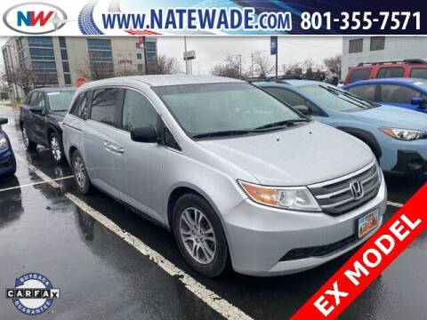 2013 Honda Odyssey for sale at NATE WADE SUBARU in Salt Lake City UT