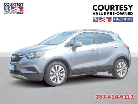 2019 Buick Encore for sale at CourtesyValueBB.com in Breaux Bridge LA