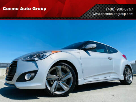 2013 Hyundai Veloster for sale at Cosmo Auto Group in San Jose CA