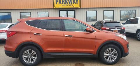 2015 Hyundai Santa Fe Sport for sale at Parkway Motors in Springfield IL