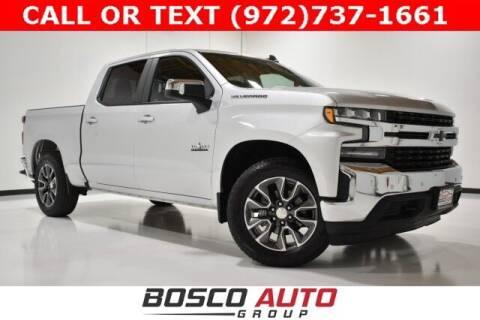 2020 Chevrolet Silverado 1500 for sale at Bosco Auto Group in Flower Mound TX