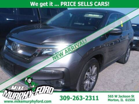 2019 Honda Pilot for sale at Mike Murphy Ford in Morton IL