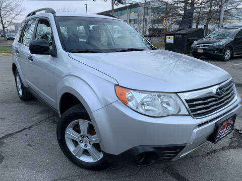 2010 Subaru Forester for sale at JerseyMotorsInc.com in Teterboro NJ