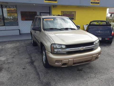 2005 Chevrolet TrailBlazer for sale at Easy Credit Auto Sales in Cocoa FL