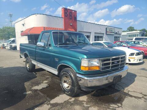 1996 Ford F-150 for sale at Best Buy Wheels in Virginia Beach VA
