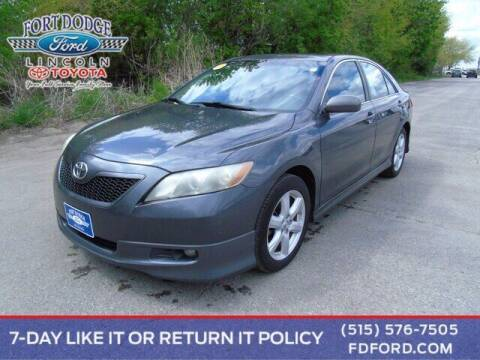 2009 Toyota Camry for sale at Fort Dodge Ford Lincoln Toyota in Fort Dodge IA