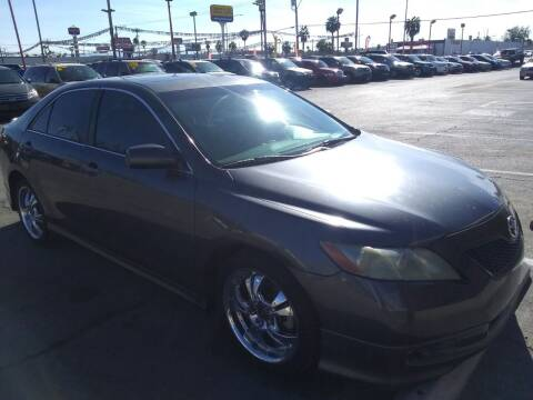 2007 Toyota Camry for sale at Car Spot in Las Vegas NV