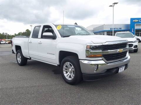 2018 Chevrolet Silverado 1500 for sale at Gentilini Motors in Woodbine NJ