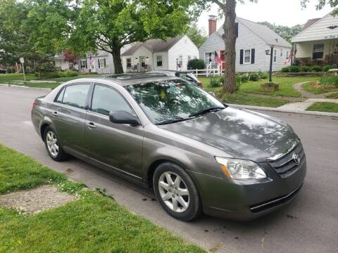2007 Toyota Avalon for sale at REM Motors in Columbus OH