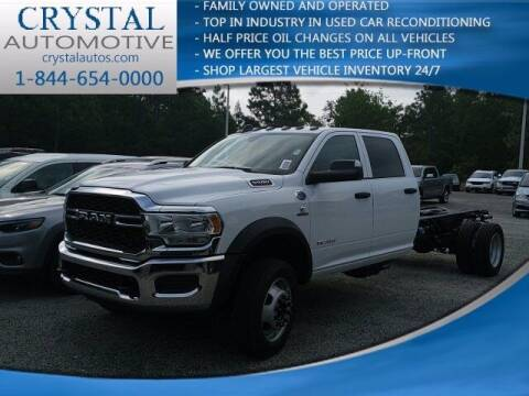 2020 RAM Ram Chassis 5500 for sale at Crystal Commercial Sales in Homosassa FL