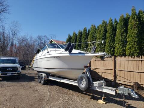 Carver Boat for sale at VITALIYS AUTO SALES in Chicopee MA