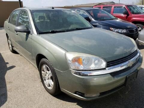 2004 Chevrolet Malibu for sale at Glory Auto Sales LTD in Reynoldsburg OH