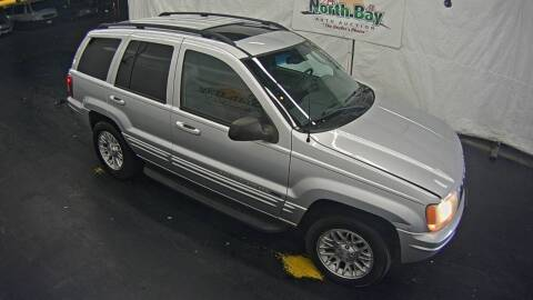 2002 Jeep Grand Cherokee for sale at Vehicle Center in Rosemead CA