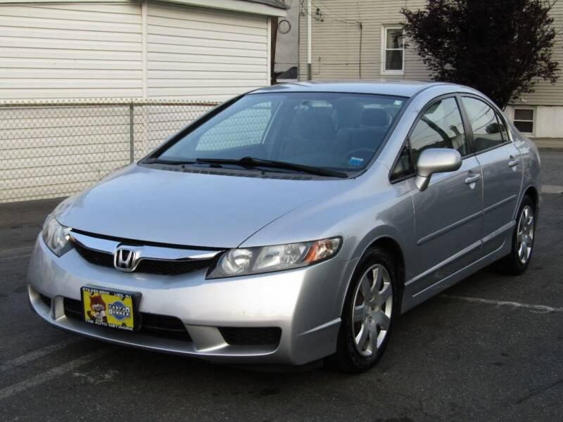 2009 Honda Civic for sale at The Auto Network in Lodi NJ