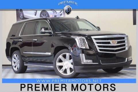 2015 Cadillac Escalade for sale at Premier Motors in Hayward CA