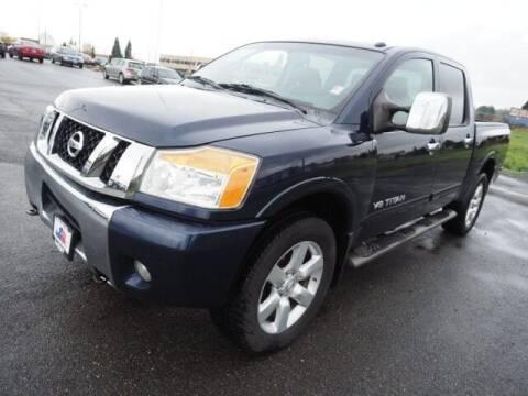 2012 Nissan Titan for sale at Karmart in Burlington WA