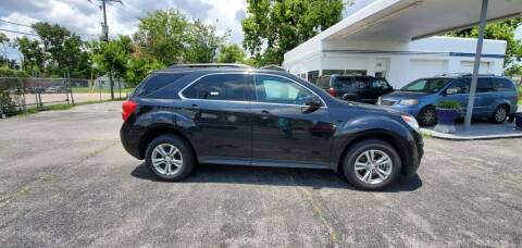 2015 Chevrolet Equinox for sale at Bill Bailey's Affordable Auto Sales in Lake Charles LA