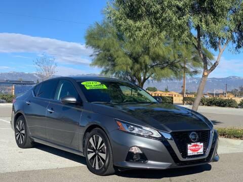 2019 Nissan Altima for sale at Esquivel Auto Depot in Rialto CA